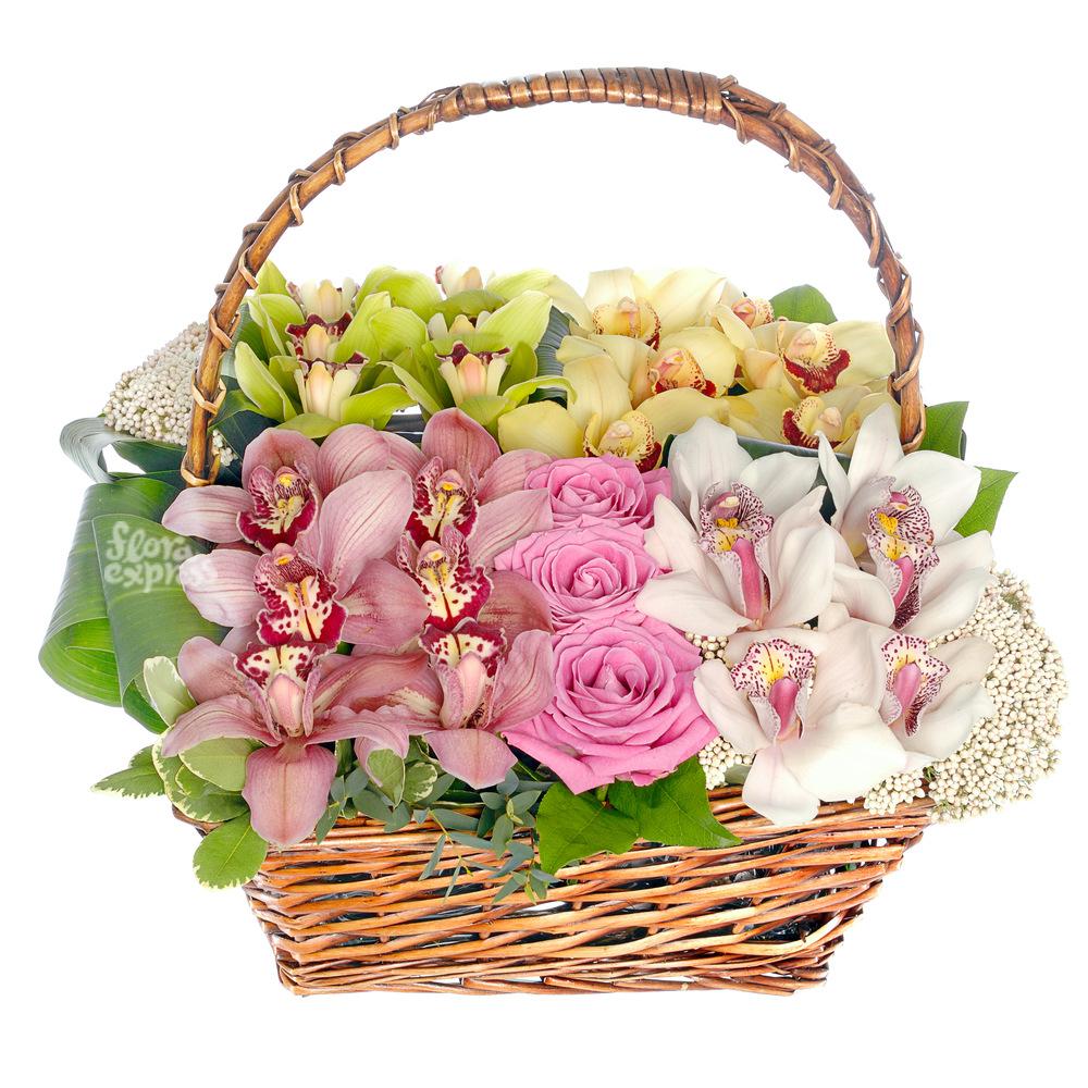 Букет «Flora Express», Fleurs de l'amour