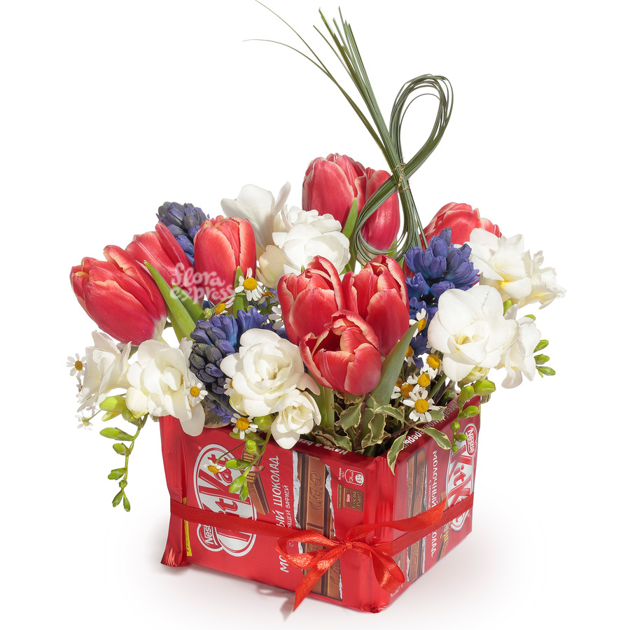 8 марта заказать цветы янфлора, столицы адреса