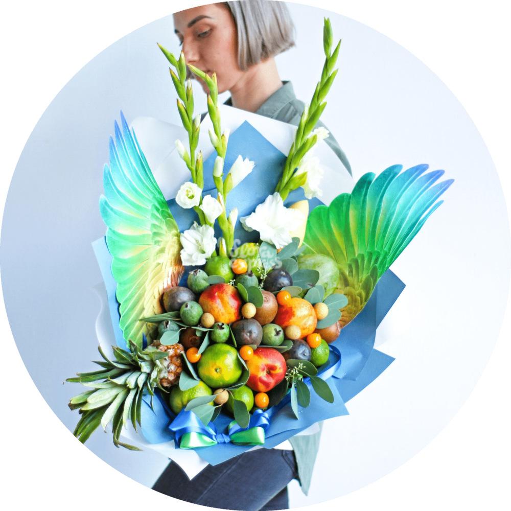 Букет «Flora Express», Фруктовый букет 1