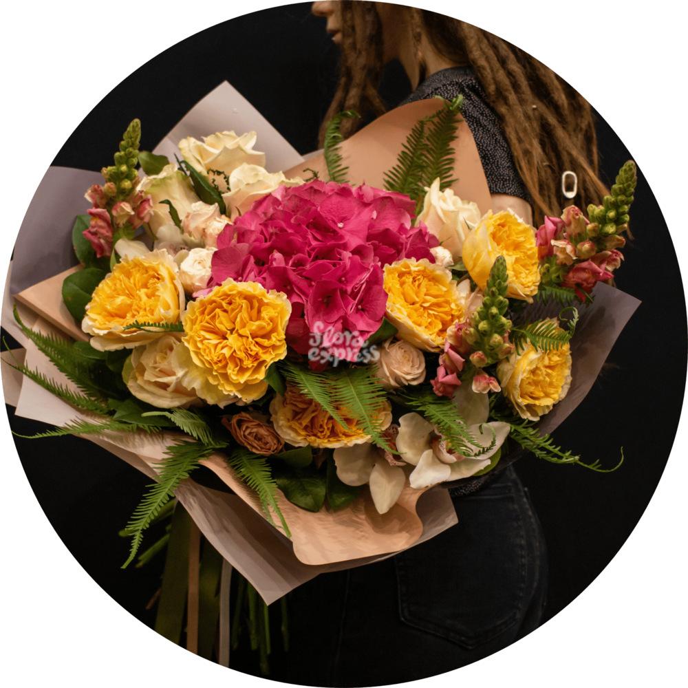 Букет «Flora Express» Сонет о прекрасном фото